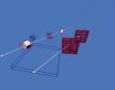 Physics ray casting.