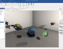 Per-object motion blur