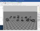 3D primitives.