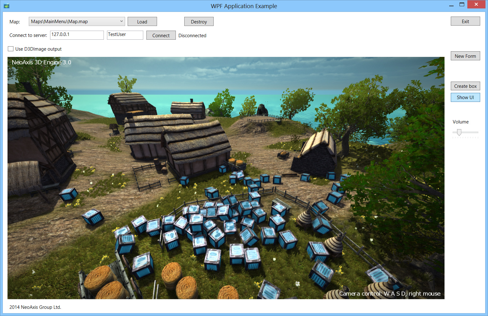 NeoAxis 3D Engine 3.5 Released | NeoAxis 3D Engine